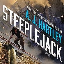 Steeplejack: Steeplejack, Book 1 Audiobook by A. J. Hartley Narrated by Noma Dumezweni