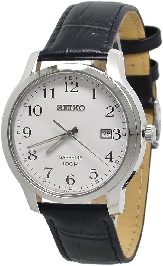 SEIKO セイコー SGEH69 サファイア SAPPHIRE 男性用 メンズ 腕時計 [並行輸入品]