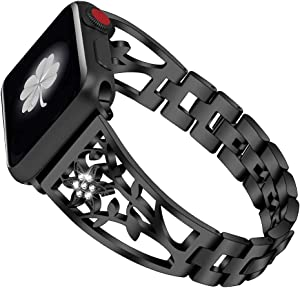 Win A Free 2019 Newest Compatible for Apple Watch Stainless Steel Band...