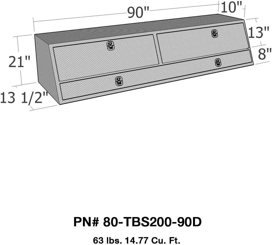 Brunner VANTOP Table 90/x 60