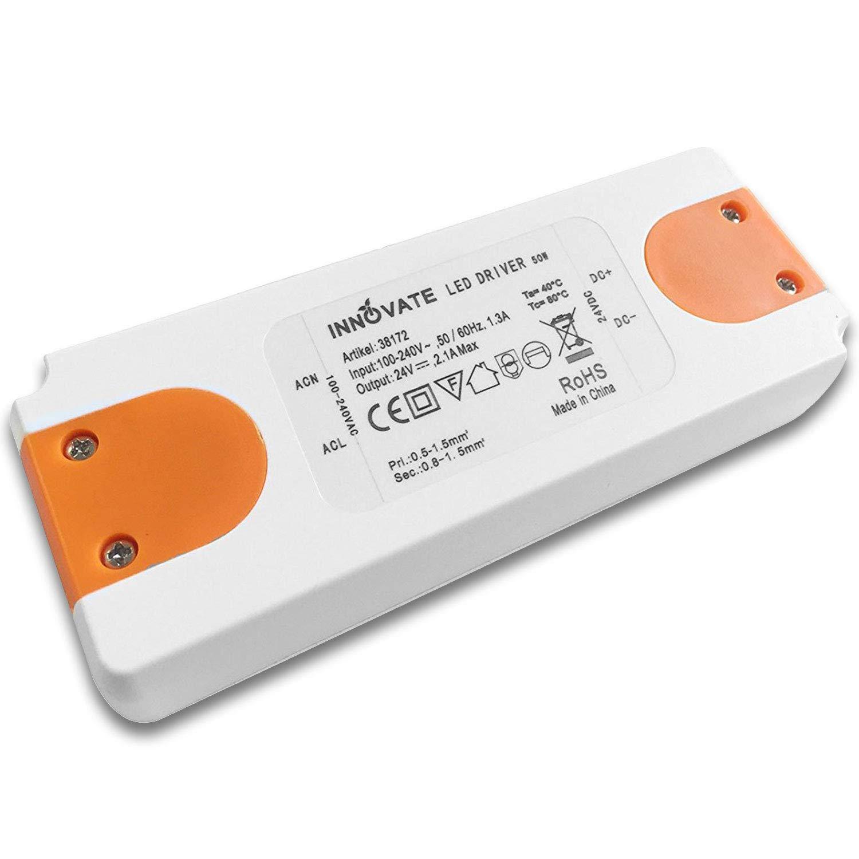 24 Volt - 50 Watt Trafo