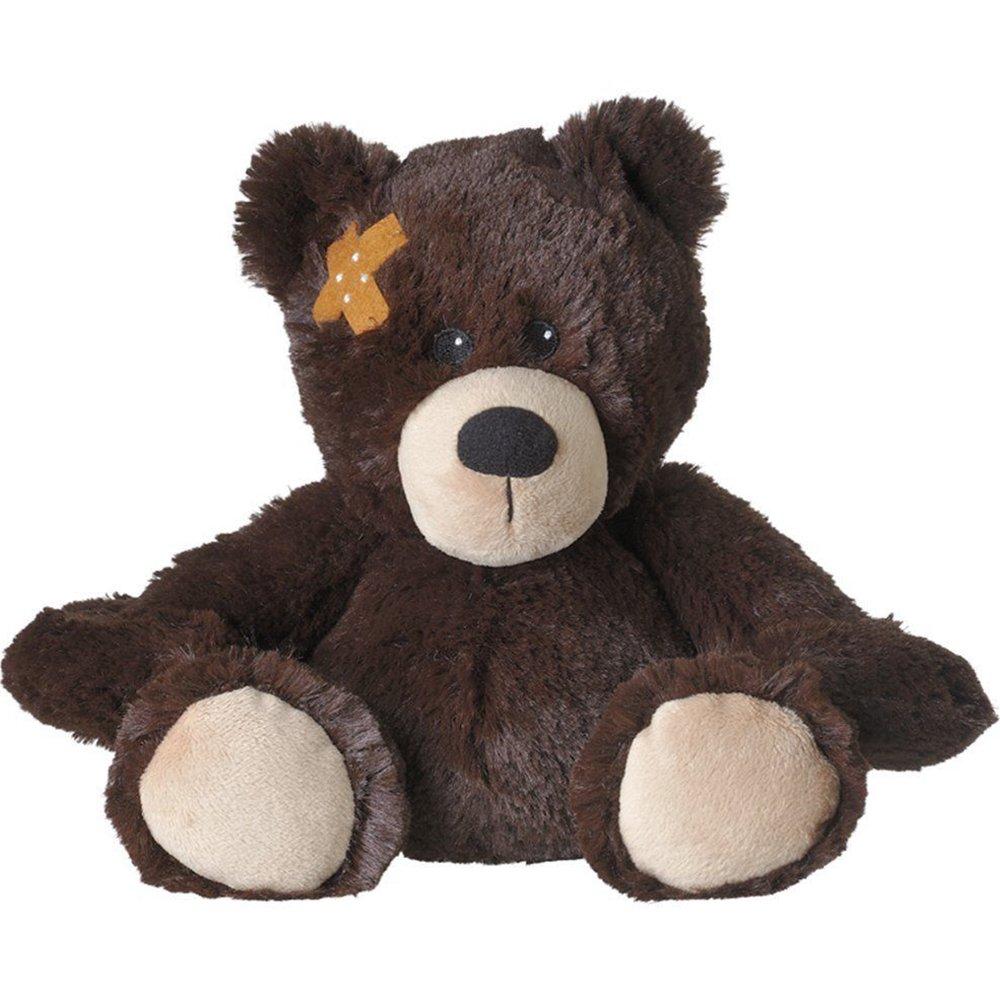 oso de yeso Greenlife Warmies calor almohada de peluche