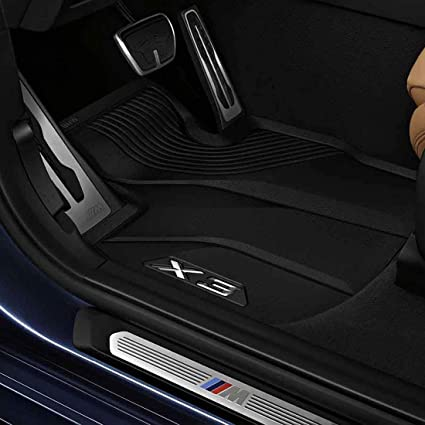 Weather Car Mats >> Amazon Com Bmw 51472450511 All Weather Floor Mats For G01 X3 Set
