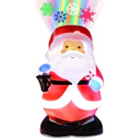 Yocuby USB Christmas Indoor Projector Light with Auto Rotating