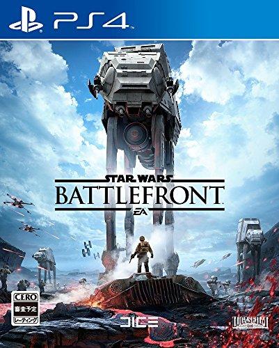 Star Warsバトルフロント (2015年11月発売予定) (「Battle of Jakku」先行アクセスコード 同梱)