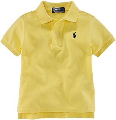 Ralph Lauren - Polo - para niño amarillo amarillo claro ...
