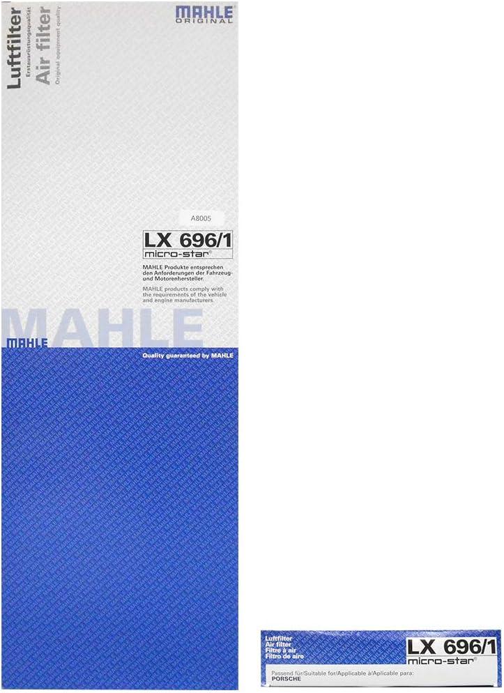 1 Luftfilter MAHLE LX 1692 passend für TOYOTA