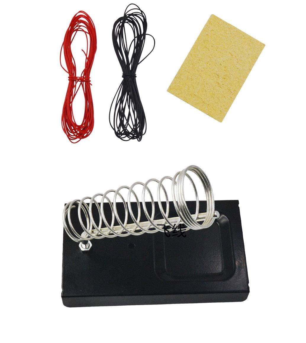 60W15 unidades de temperatura ajustable, juego de plancha eléctrica, kit de soldadura eléctrica, herramientas de soldadura: Amazon.es: Bricolaje y ...