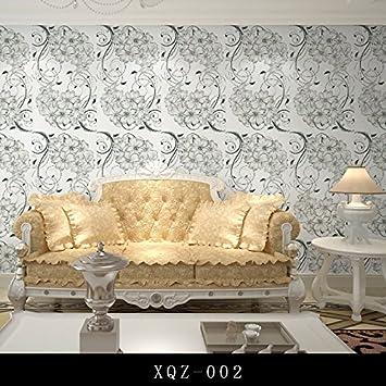 Generisches Big Flower Wallpaper Selbstklebend 3D Geometrie Kreis Schlafzimmer  Wohnzimmer Wände, Für Oberflächen