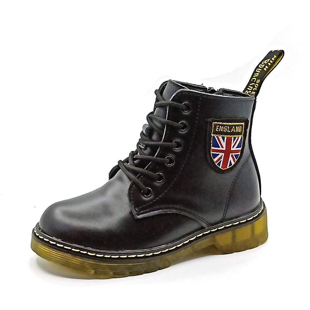 Smart.A New Boys、Girls Winter Martin Boots