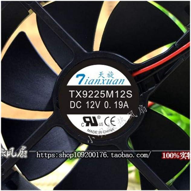 Tianxuan TX9225M12S 12V 0.19A 9CM 9225 Cooling Fan 9 cm
