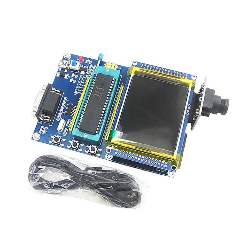 Dovewill STC12LE5A Development Board DIY Module Control Board 2 million pixel OV2640 Camera with USB