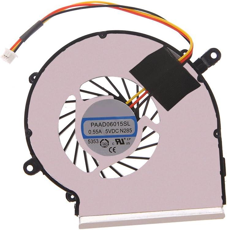 Cooling Fan MANGKE Laptop for MSI GE62 GE72 GL62 GL72 PE60 PE70 Series PAAD06015SL N302
