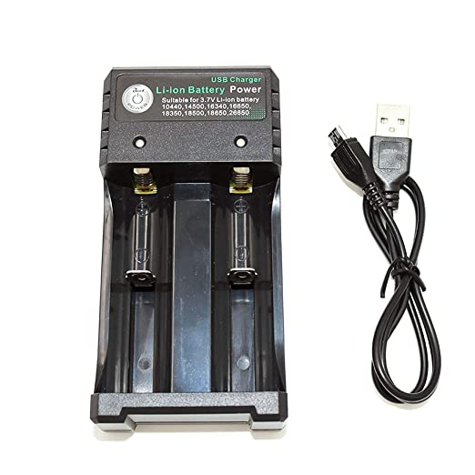 Hihey Cargador de batería Inteligente Estación de Carga Universal ...