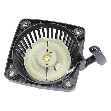 Arranque de Retroceso Arranque Conjunto para Honda Gx31 Gx22 ...