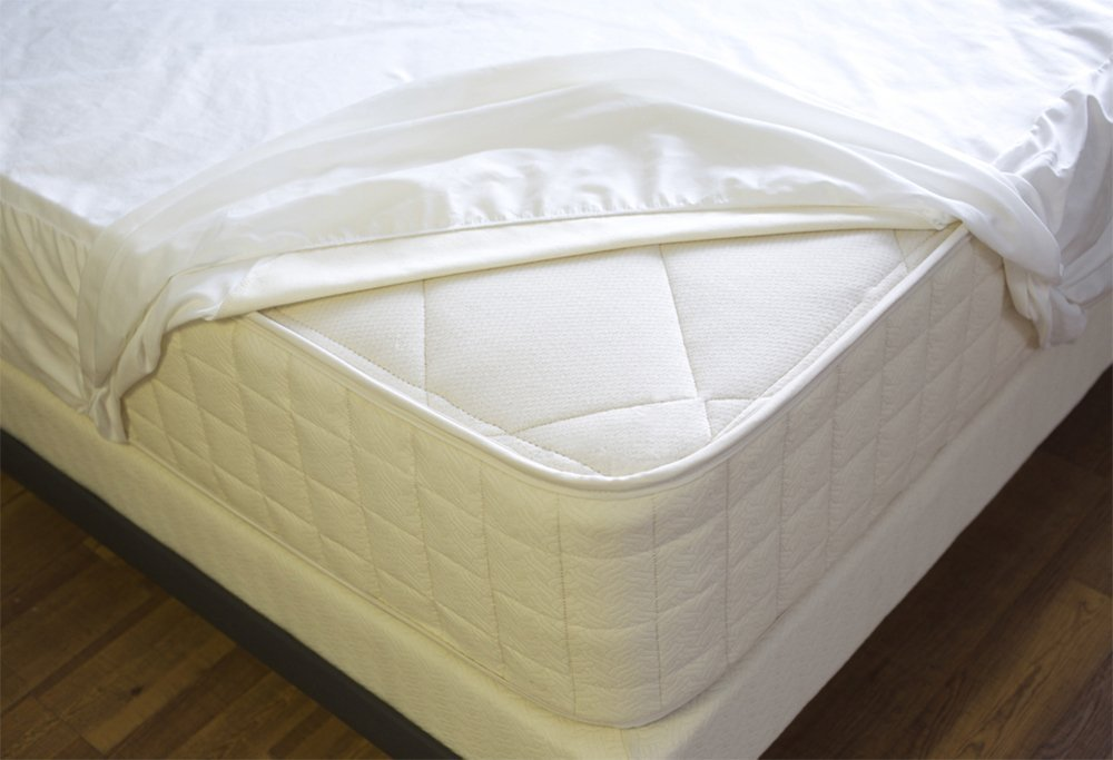 plastic bed covers fitted plastic mattress cover protector size durable 10671