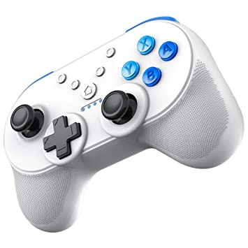 StarPlayer Wireless Controller Compatible for Nintendo Switch Support NFC,  Equipped with Dual Engine Vibration Compatible for Nintendo Switch Pro