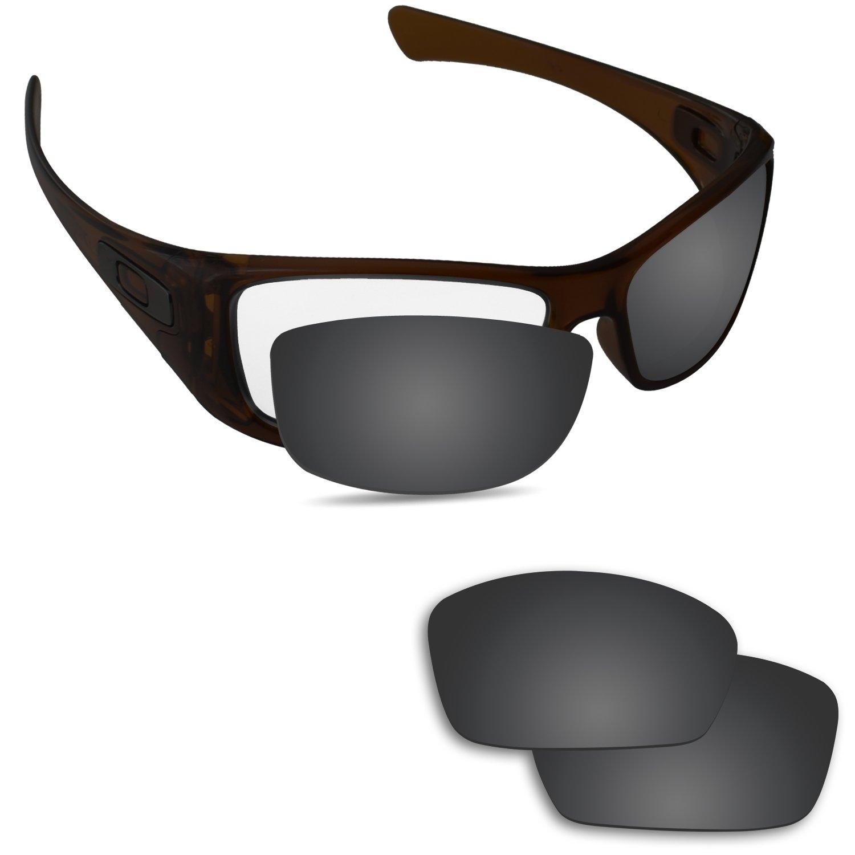 Fiskr Anti-saltwater Replacement Lenses for Oakley Hijinx Sunglasses - Various Colors by Fiskr