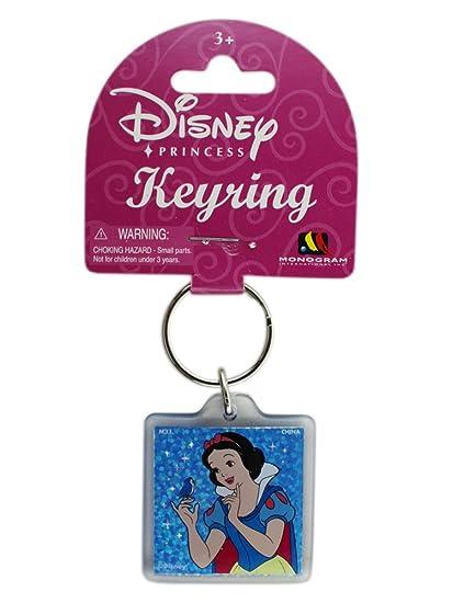 Amazon.com: Disney Princess Llavero – Snow White Llavero ...