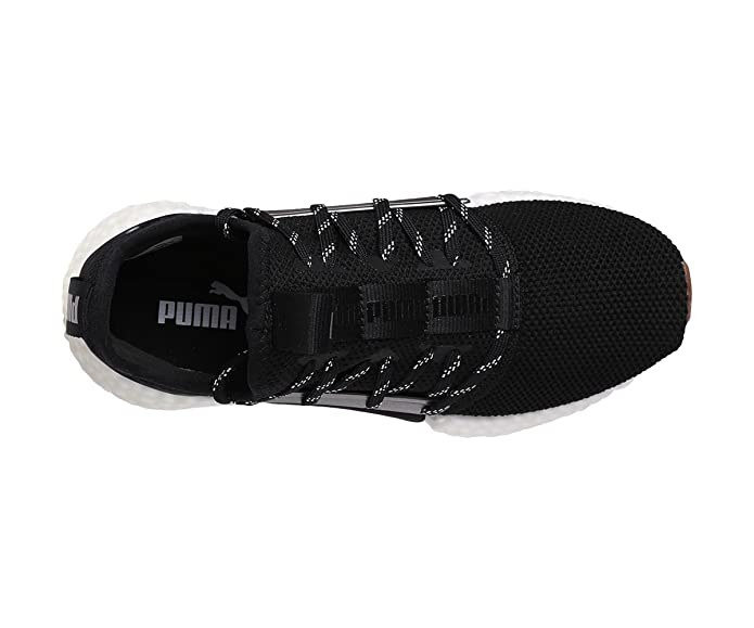 3f80a3312ab Puma Women s Hybrid Rocket Luxe Wn s Black Running Shoes  Amazon.in  Shoes    Handbags