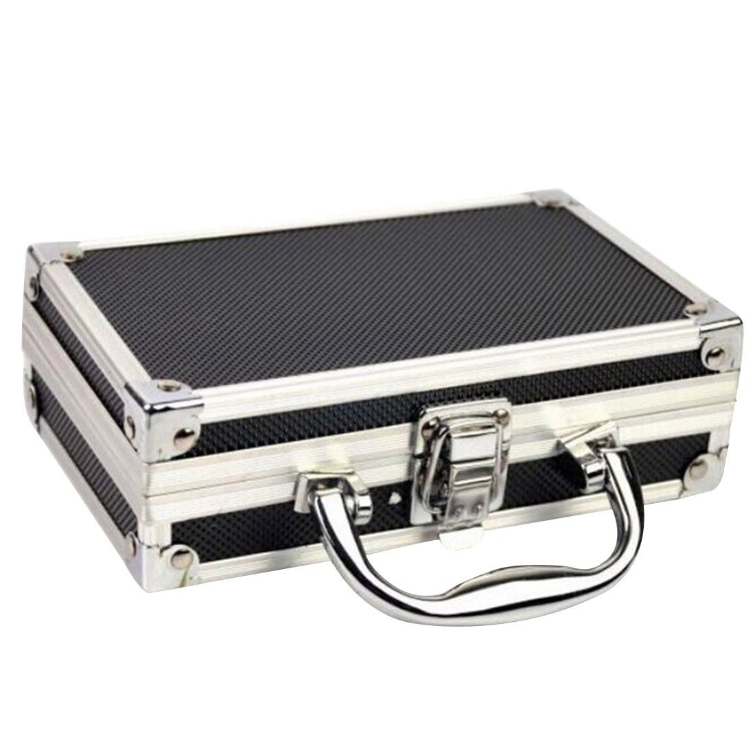 XINGYUE Aluminum Case Flight Case Tool Box Metal Hard Carrying Case with Locks