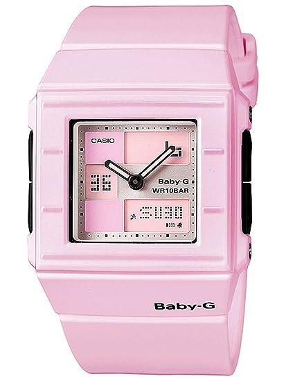 CASIO BABY-G BGA-200-4E2ER - Reloj analógico y digital de cuarzo