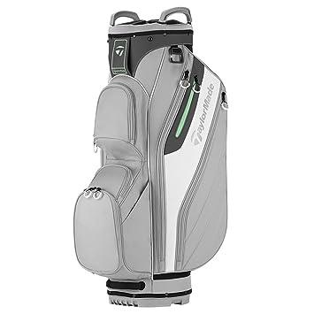TaylorMade Carro Lite 2018 Bolsa de Golf, Color Light Gray ...