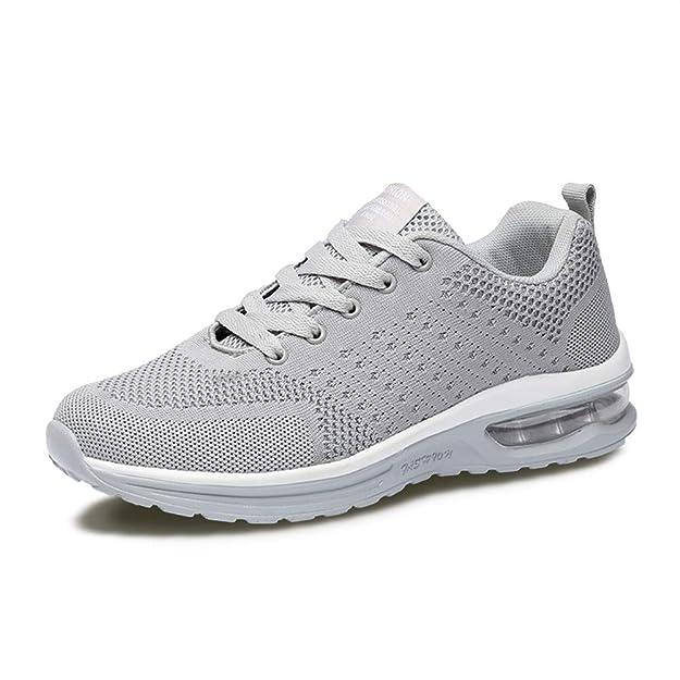 Fexkean Herren Damen Sneaker Laufschuhe Sportschuhe Air leicht Walkingschuhe Running Turnschuhe Shoes