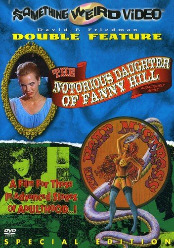 The Notorious Daughter of Fanny Hill / The Head Mistress (Special Edition Double Feature) Stacey Walker William Rotsler Linda Cochran Ora Kittle