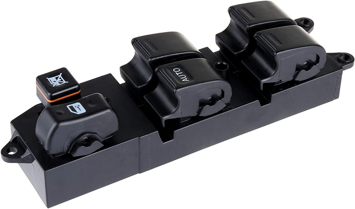 Window Switch Power Window Switch Master Control Power Window Switch Front Driver Side Replacement Parts fits for 1998-1999 Toyota Avalon 1997-2001 Toyota Camry 1998-2002 Toyota Corolla 84820AA011 ROADFAR 121576-5231-1756467471