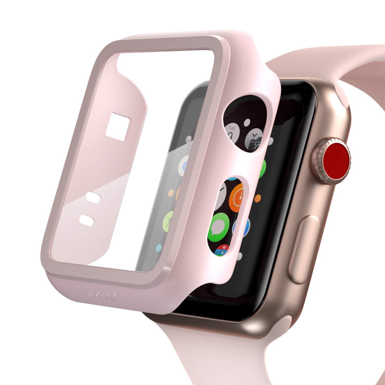 funda rosa para Apple Watch Series 3 / Series 2 38 mm