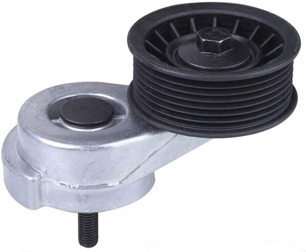 DRIVESTAR Belt Tensioner /& Pulley Assembly for 92-03 Dodge Durango 93-98 Jeep Grand Wagoneer Grand Cherokee 3.9L 5.2L 5.9L,53010158AB