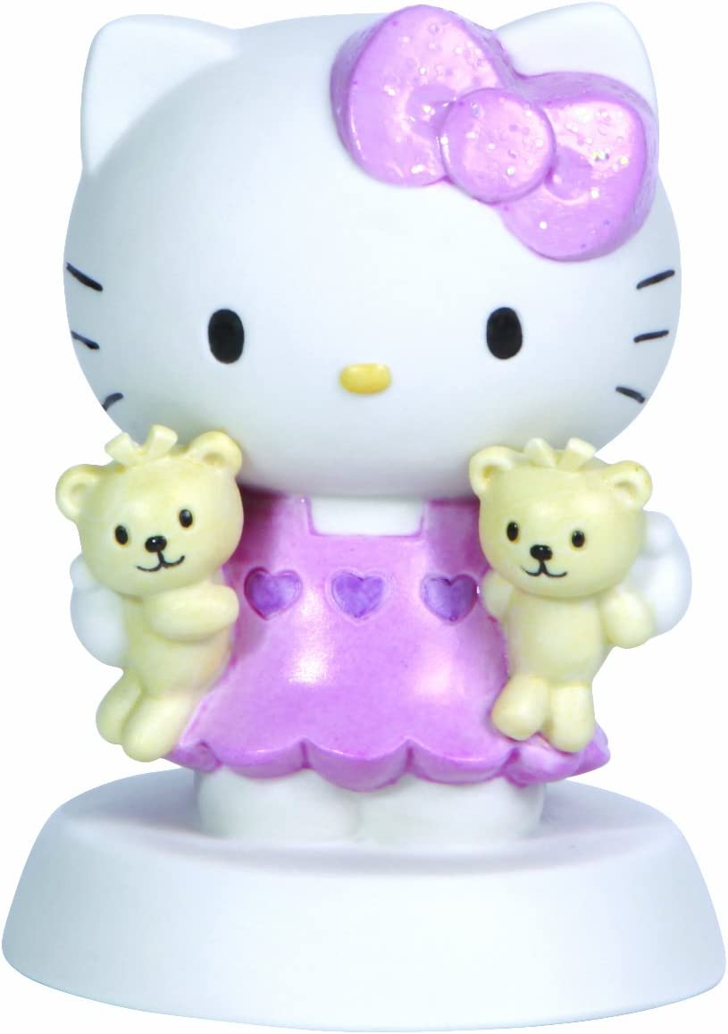Precious Moments Hello Kitty with Teddy Bears Figurine