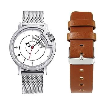 Hide Creative Watches Quartz Car Set Wristwatches Dial Sports Cool Meter Men Watch Head 3jLScq45AR