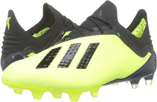 adidas X 18.1 FG, Chaussures de Football Homme