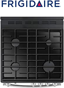FireFly Home Stove Top Protector for Frigidaire Frigidaire Gallery Gas Range Stove, Custom Fit Ultra Thin Reusable Burner Splatter Spill Guard Protective Cover Liner - GCRG3060AF