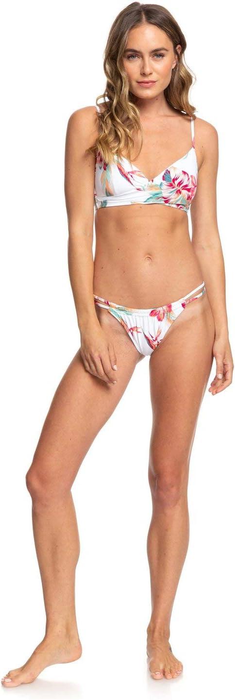 Roxy Lahaina bay-Reggiseno Bikini Avvolgente da Donna