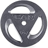 CAP Barbell 25 Lb Standard 1' Grip Plate