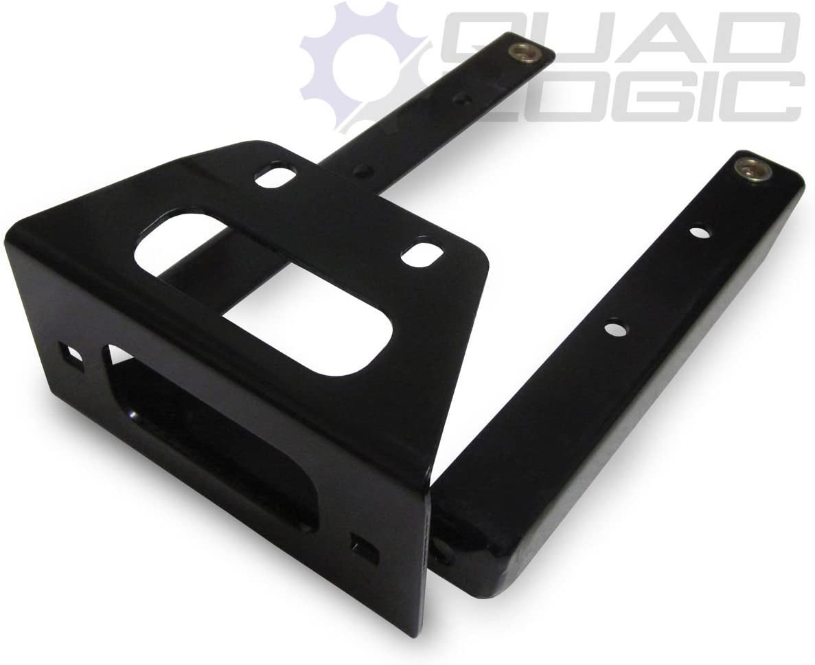 KFI Products 100660 Winch Mount for Polaris Rzr