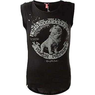 45452f01b96743 Yakuza Premium Damen T-Shirt GS-2538 Schwarz