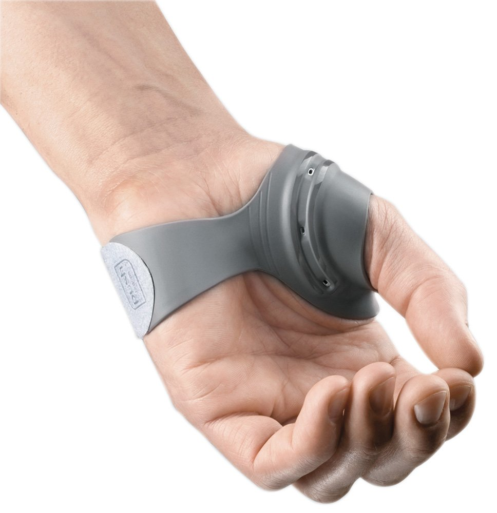 Push MetaGrip CMC Thumb Brace for Relief of Osteoarthritis Pain (Left Size 3) by PUSH