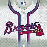 Atlanta Braves Luncheon Napkins (16 ct)