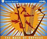 singer mask - Mask of Orpheus
