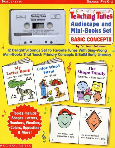 Teaching Tunes Audiotape and Mini-Books Set: Basic Concepts pdf epub