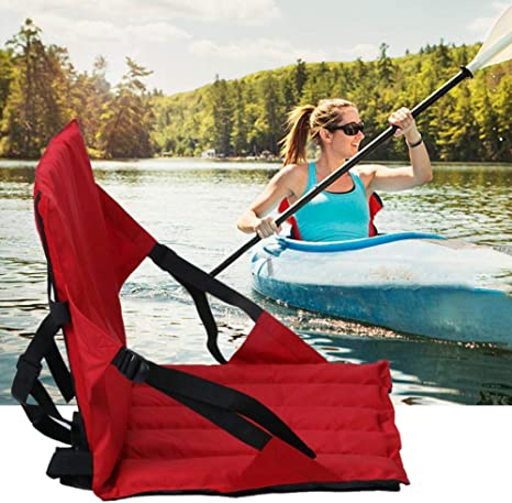 Cuscino per kayak leggero Cuscino per canoa in canoa Cuscino imbottito