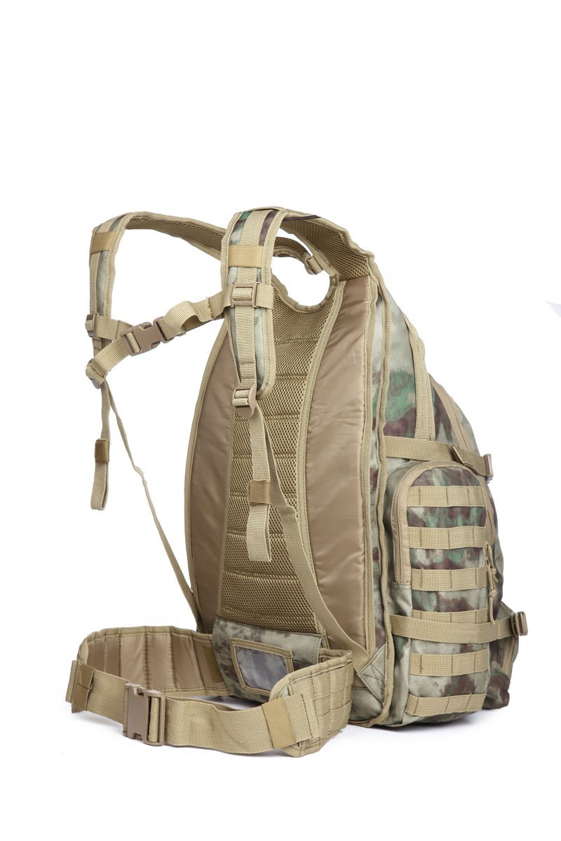 770fc8d57c88 ARMYCAMOUSA 40L Urban Go Pack Sport Outdoor Military Rucksacks Tactical  Molle Backpack Camping Hiking Trekking Bag (09246)