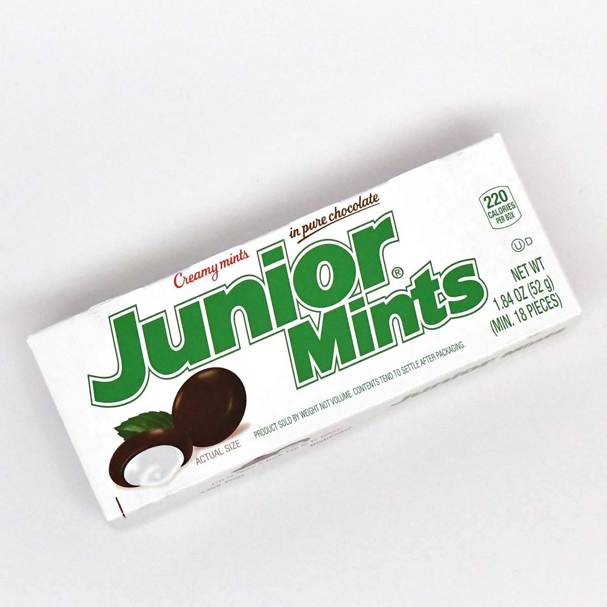 Junior Mints, 1.84-Ounce Boxes (Pack of 24) by Junior Mints (Image #2)