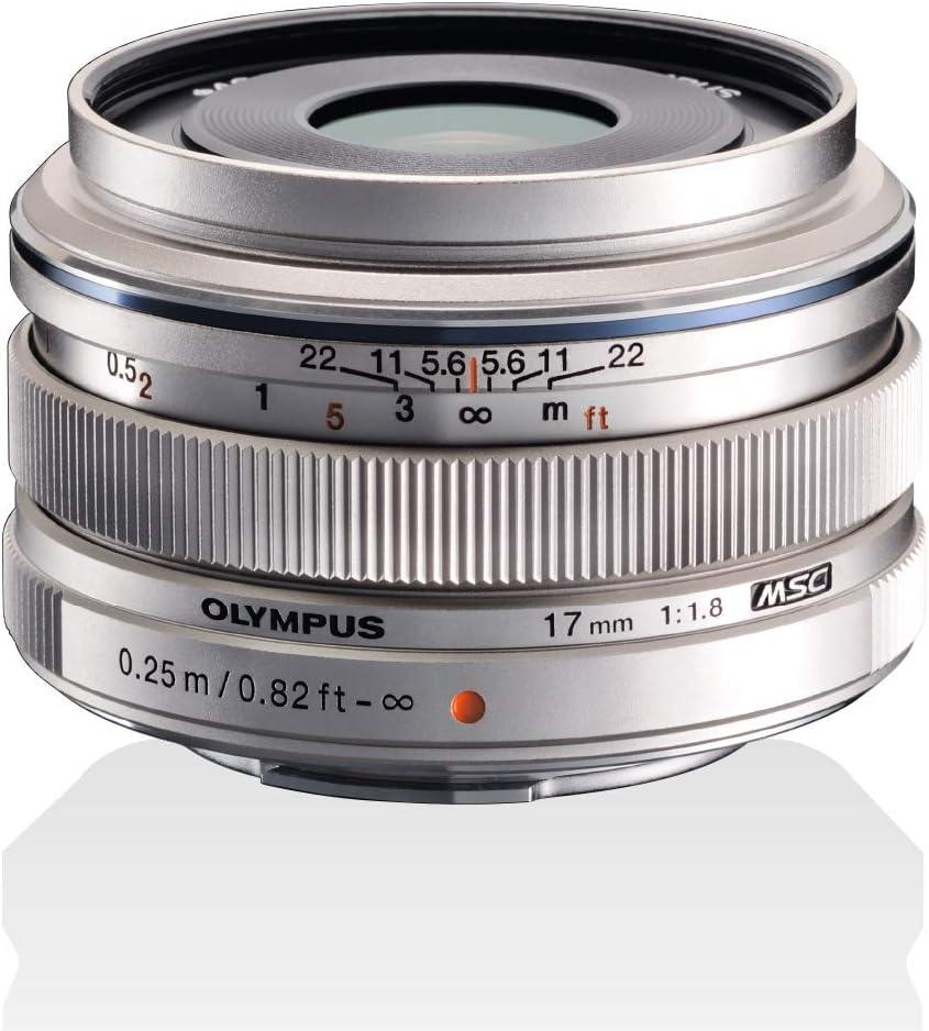 Olympus M Zuiko Digital 17mm F1 8 Objektiv Lichtstarke Kamera