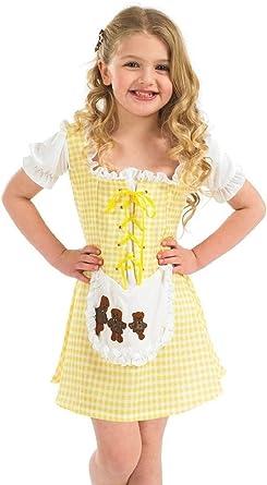 Girls Day Ricitos de oro Dorothy patrones de costura de con diseño ...