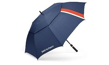 BMW nuevo genuino Golfsport colección funcional Paraguas de golf azul marino 80232446379